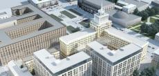 ЖК «Сады Пекина» достроят к концу 2016 года