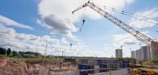 По итогам апреля 2018 года Группа ЛСР оставила за собой лидерство по объему текущего строительства