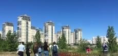 Госстройнадзор поддержал проект стройки апарт-отелей в устье реки Смоленки на Васильевском острове