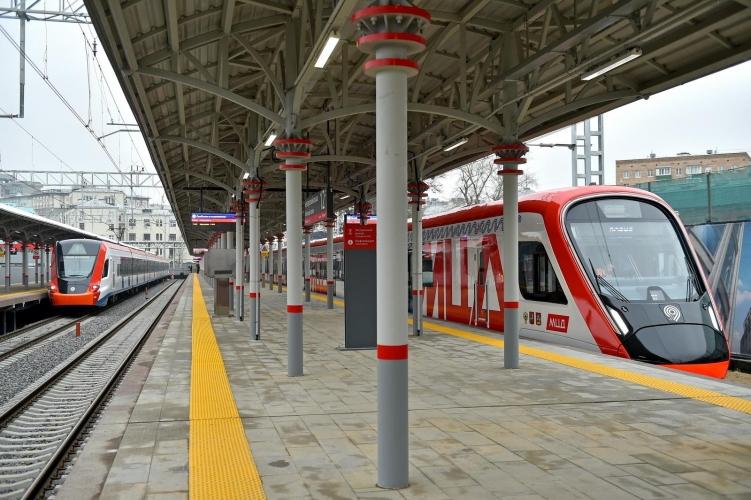 В 2021 году на МЦД заработают 11 новых станций и вокзал