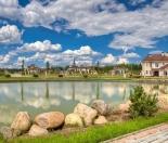 Фото КП Monteville от Villagio Estate. Коттеджный поселок Монтевиль