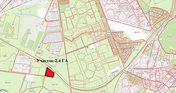 Продать Земельные участки, земля Санкт-Петербург,  Пушкинский,  Купчино, Пушкин г, Гусарская ул