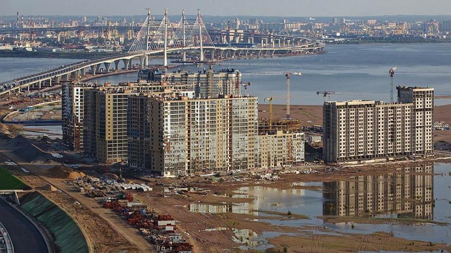 В первом квартале в Петербурге девелоперы приобрели 18 га земли под жилое строительство
