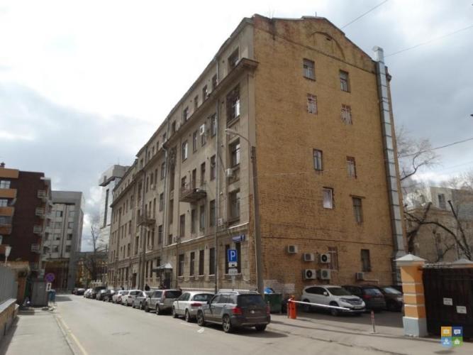 Доходный дом Черникова в Хамовниках все же согласились реконструировать