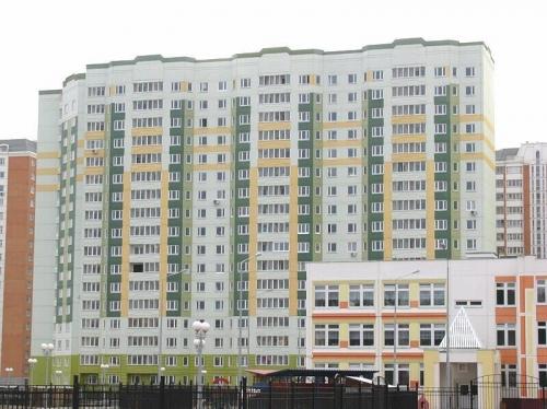 ЖК Балашиха-парк от компании СУ-155