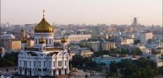 Власти Москвы ищут желающих строить велодорожки у храма Христа Спасителя