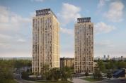 Фото ЖК Dream Towers от Regions Development. Жилой комплекс Дрим Тауэрс
