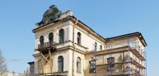 Инвестор начал реставрацию аварийного корпуса завода Веге на Октябрьской набережной