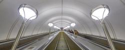 Более 50% станций метро отремонтировали в Москве за последние годы