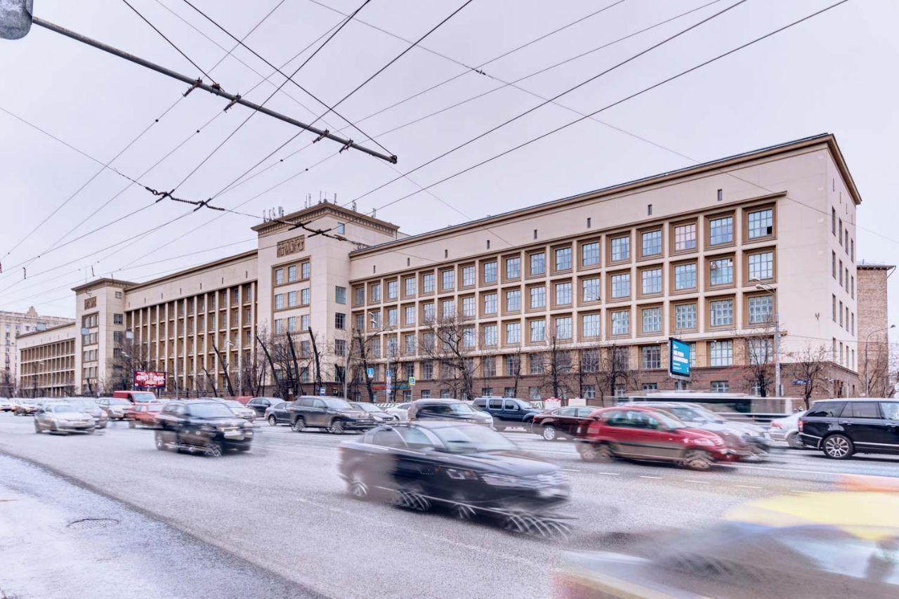 Фотография. Московская типография №2 от компании УК неизвестна
