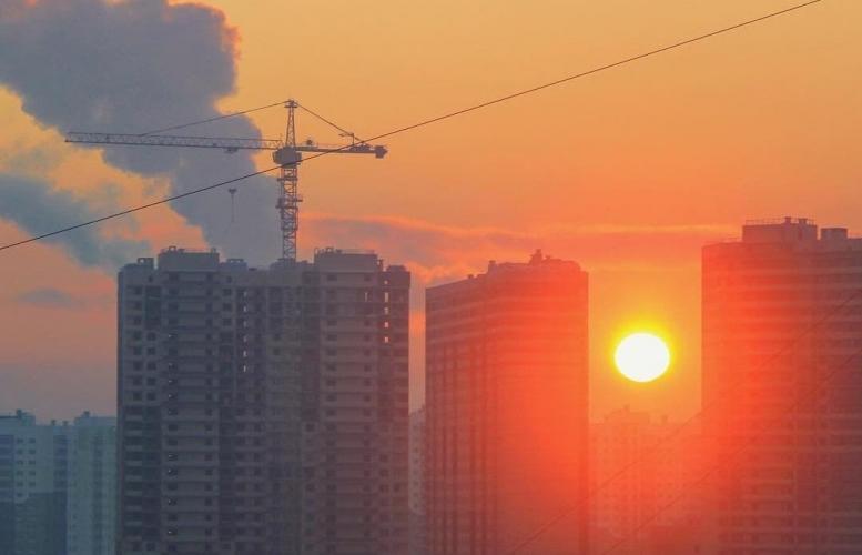 В 2018 в Петербурге продали 4,8 млн «квадратов» жилья и приблизились к рекорду