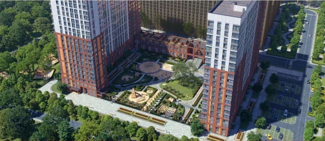 В Москве стартовали продажи квартир в ЖК «Вереск» в районе Хорошево-Мневники