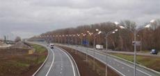 Началось строительство эстакады в районе метро «Щелковская»