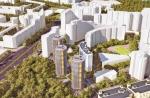 ИСК «Охта Групп» и «Мегалит» выводят на рынок первую очередь проекта «Приморский»