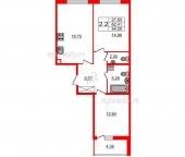 Продать Квартиры в новостройке Большой Сампсониевский проспект   Корпус 3