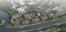 «Гранель» построит ЖК в Долгопрудном на месте камнерезного завода