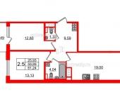 Продать Квартиры в новостройке Торфяная дорога лит. А  17 Жилой дом