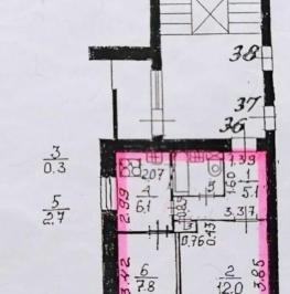 Продажа 2-комн квартиры на вторичном рынке пр.Стачек,  д. 122