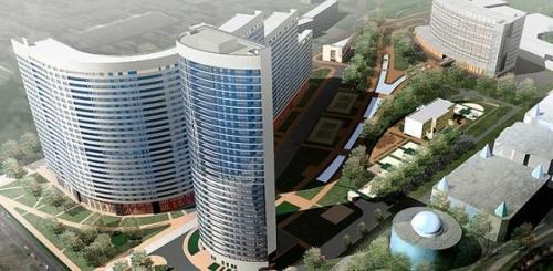 ЖК Газойл Сити от компании Tashir Development