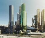 Фото БЦ Башня Евразия от MOS CITY GROUP. Бизнес центр Eurasia Tower