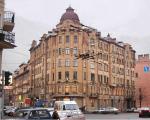ЖКС №2 Петроградского района оштрафован на 100 тыс. рублей за уничтожение горельефа на фасаде дома
