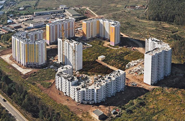 ГК ПИК, претендующая на лидерство по вводу жилья в России, по-прежнему уступает застройщику-банкроту СУ-155