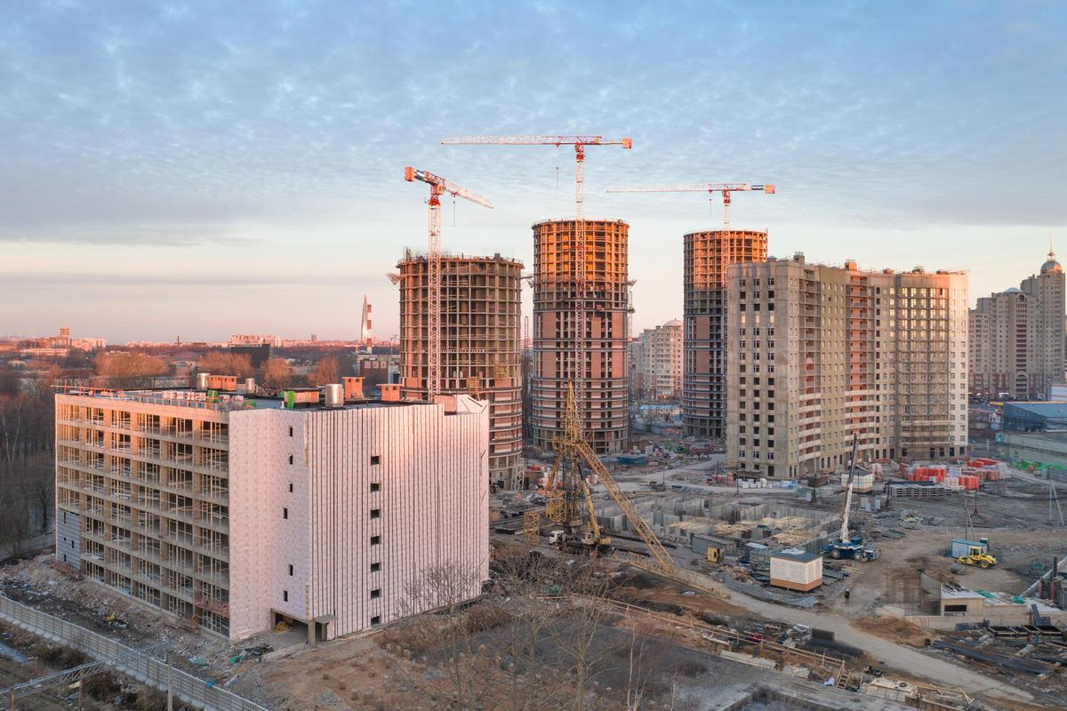 Фото ЖК Приморский квартал