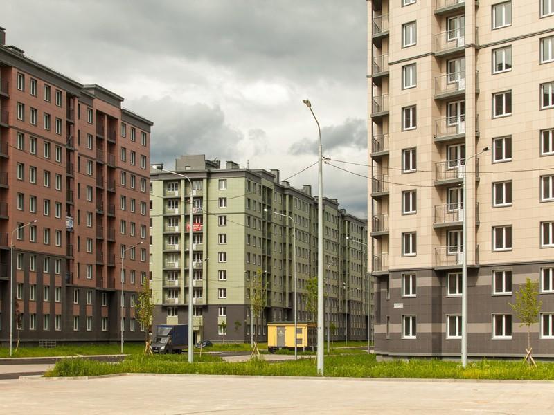Фото ЖК Славянка Балтрос