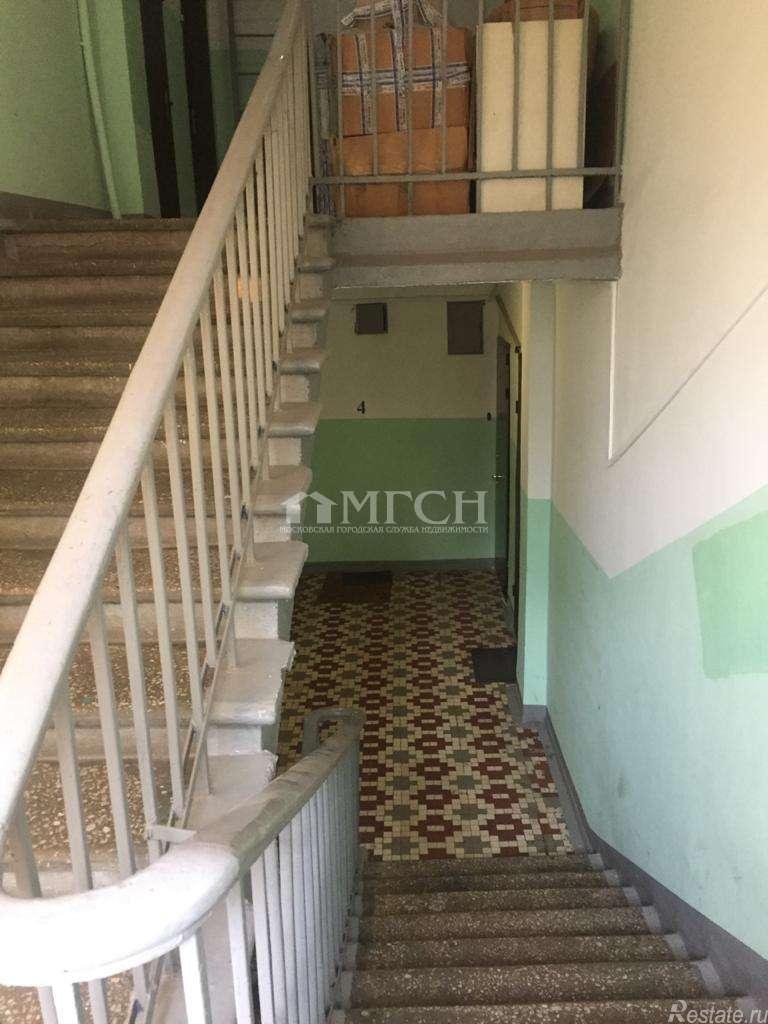 Продажа комнаты 3-й проезд Подбельского, 16А