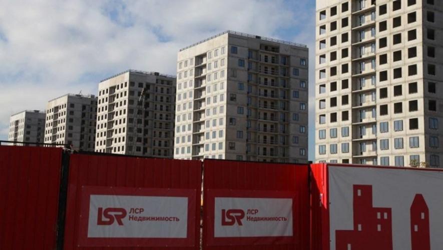Группа ЛСР пятый месяц опережает ГК ПИК по объемам строительства