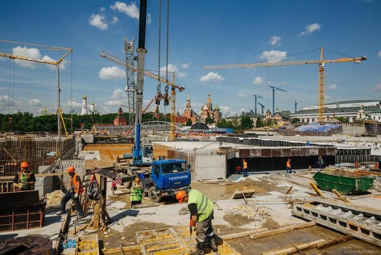 Доля потенциальных банкротов в строительной отрасли держится на уровне 18%, но эксперты предрекают экономический рост