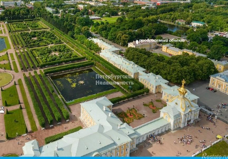 Продажа 2-комн квартиры на вторичном рынке Петергоф г., Разводная ул., д 3