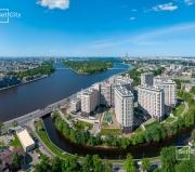 ЖК Riverside от компании Петербургская недвижимость