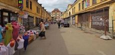 Реконструкции инженерных сетей на территории Апраксина двора пройдет за счет бюджета
