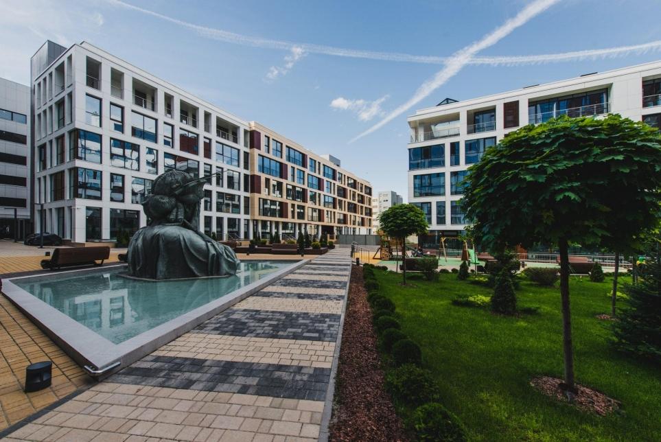 Фотография ЖК «TriBeCa apartments»