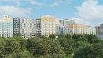Группа ЛСР открыла продажи квартир в двух корпусах новой очереди ЖК комфорт-класса «Лучи»