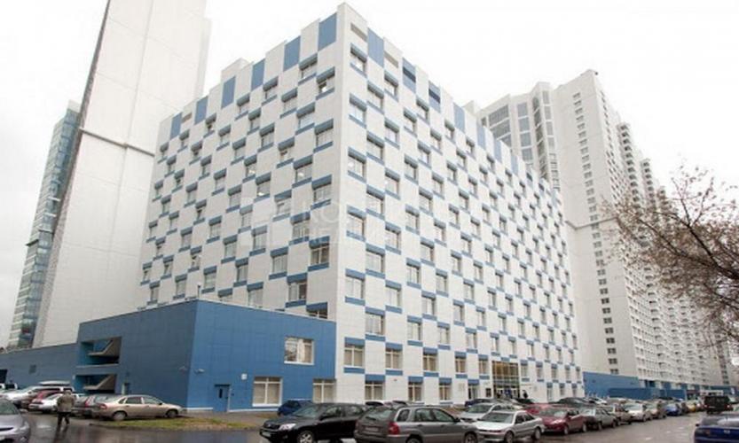 Capital Group продала свой бизнес-центр на севере Москвы