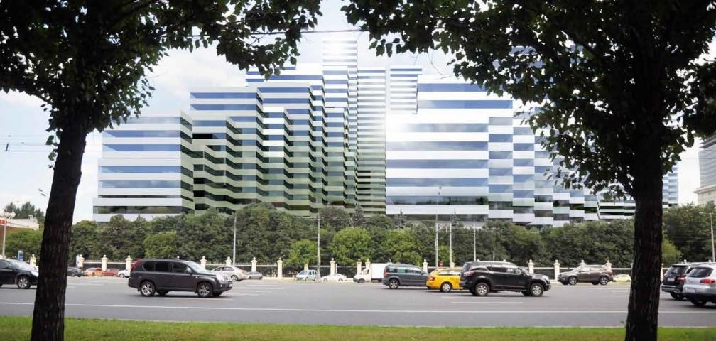 «Базовый элемент» построит МФК на Кутузовском проспекте