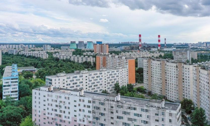 В развитие бывшей промзоны Бирюлево инвестируют 210 млрд рублей. Строительство начнется в 2023 году