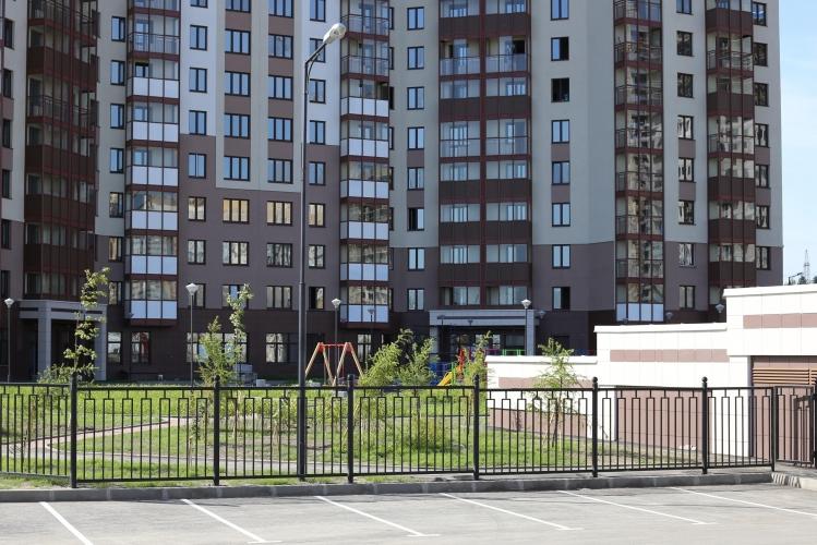 «Трест-36» раньше срока сдал ЖК «Миллениум» в Парголово