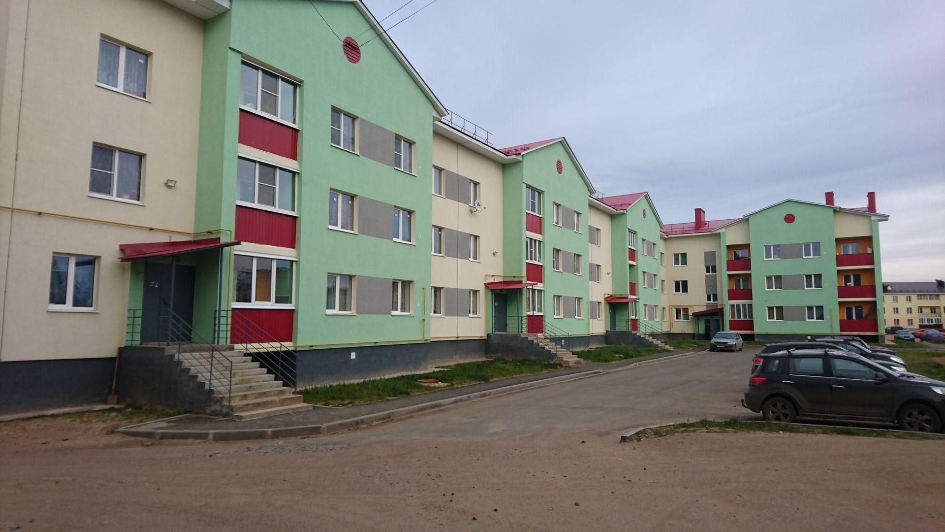 Фото ЖК Петровское, Шоссейная 40а