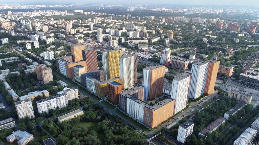Продать Квартиры в новостройке Москва,  Рязанский,  Рязанский проспект, Институтская 2-я ул