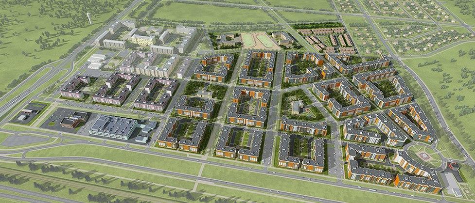 «Теорема» начнет продавать квартиры в «Новых кварталах Петергофа» в конце года