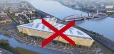 Создана петиция против нового проекта «Газпрома» по застройке Охтинского мыса в Петербурге