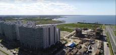 «БФА-Девелопмент» построит еще десять домов в ЖК «Огни залива»