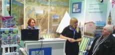 «Фонд Юг» представила свои проекты на Московской международной выставке зарубежной недвижимости