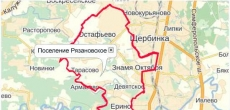 Группа «Самолет» построит огромный жилой квартал на 80 тысяч жителей в Новой Москве
