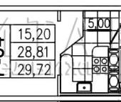 Продать Квартиры вторичка Металлистов  117 1