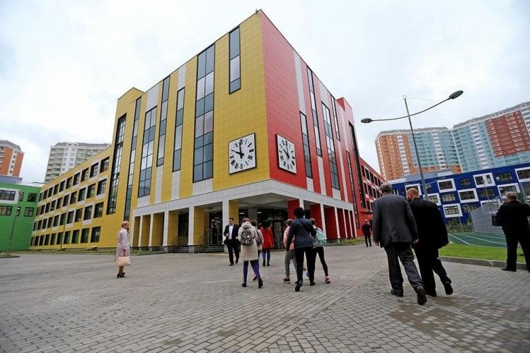 В 2020 году в Москве будет построена еще одна школа-гигант