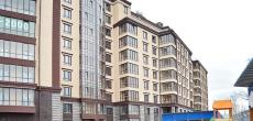 Компания «Строительный трест» завершила строительство ЖК бизнес-класса «OSTROV» на месте Гардинно-кружевной фабрики